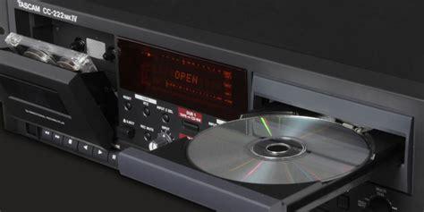 Tascam Cd And Cassette Deck Recorder  Long & Mcquade