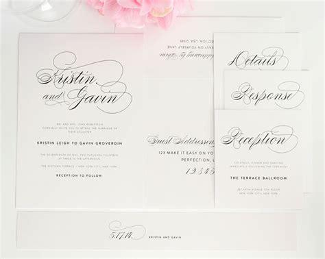 Best 25+ Fancy Wedding Invitations Ideas On Pinterest