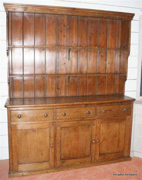antique pine dresser patinated pine farmhouse dresser antique dressers 1294