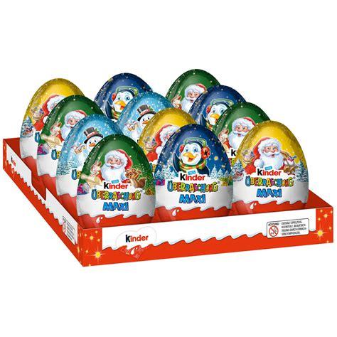 ei weihnachten kinder 220 berraschung maxi ei weihnachten kaufen im world of shop