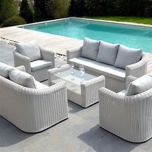 Salon Detente Jardin : salon de jardin salon de jardin table et chaise eminza ~ Premium-room.com Idées de Décoration