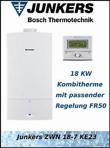 Gas Durchlauferhitzer Junkers : junkers cerastar zwn 18 7 gas kombi therme f r heizung und warmwasser ebay ~ Orissabook.com Haus und Dekorationen