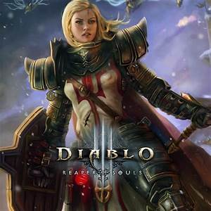 Diablo III Crusader Fem2 by griddark on DeviantArt
