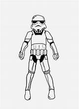 Stormtrooper Coloring Trooper Storm Printable Drawing Wars Troopers Drawings Cartoons Deviantart Coloringhome Popular sketch template