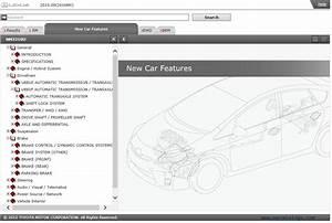 Lexus Cars Rx350 Factory Service Information