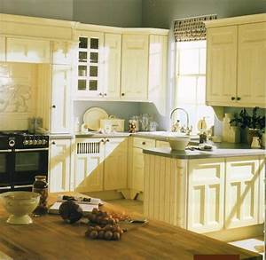 How to Create a Shabby Chic Kitchen Design Interior