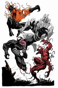 Toxin, Anti-Venom, Venom, and Carnage. | Anti-Venom ...