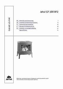 Jotul Gf 100 Central Heating Download Manual For Free Now