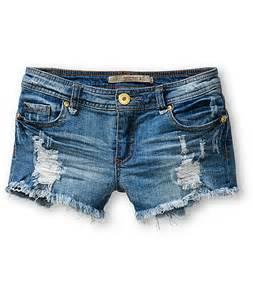 Jean Denim Shorts Women