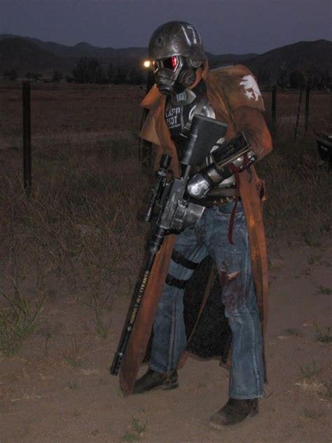 Cinder Houghton Ncr Veteran Ranger From Fallout New Vegas