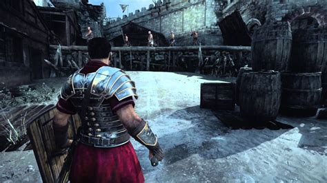 Fight For Rome Trailer