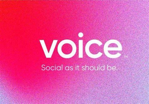 eos developer block one introduces voice blockchain based social media platform