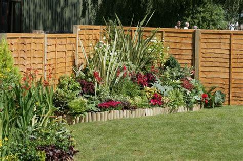 cloture jardin bois pour un ext 233 rieur tout naturel