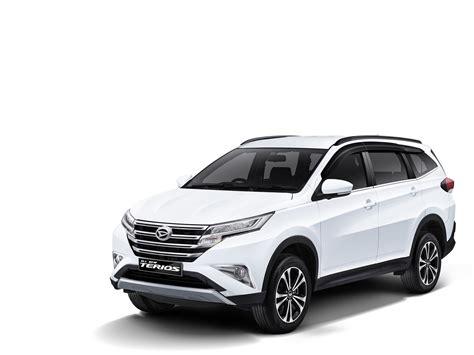 Terios Daihatsu by Daihatsu S New Terios Puts The Dn Multisix Concept Into