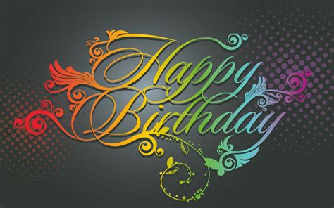 happy birthday wallpaper hd  collection  images