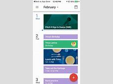Best replacement for Sunrise Calendar for iPhone iMore