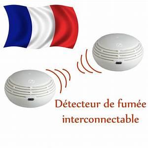 Detecteur De Passage Sans Fil : detecteur de fumee sans fil interconnectable calypso ii radio ~ Dailycaller-alerts.com Idées de Décoration