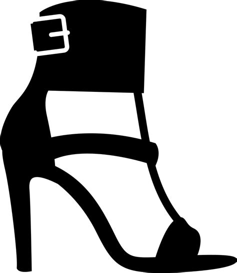 high heels svg png icon