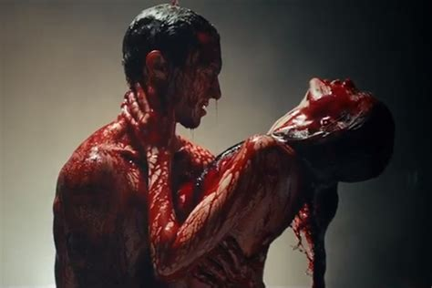 Sex Blood And Maroon Pop Cultures Wounds Run Deep