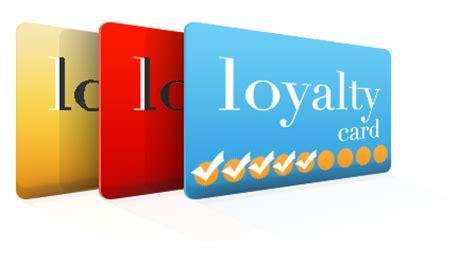 Customer Loyalty Card Template Free