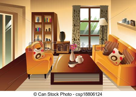 Room Drawing Clipart by Livingroom Clipart Clipground