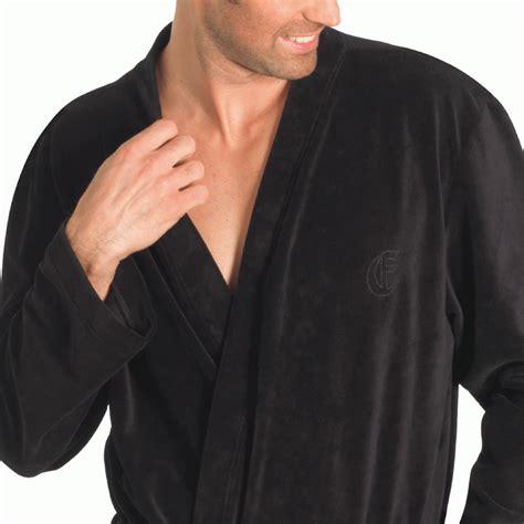 robe de chambre homme velours robe de chambre homme en velours