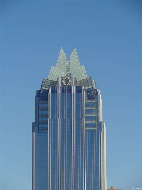 full view  frost bank tower  austin tx
