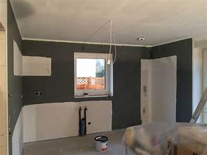 Wohnzimmer Grau Gestrichen