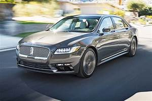 2017 Lincoln Continental 3.0T AWD First Test Review