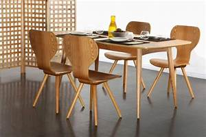 Table Salle A Manger Scandinave Occasion : une table de repas style scandinave joli place ~ Teatrodelosmanantiales.com Idées de Décoration