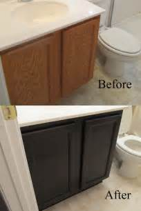 Gel Stain Cabinets Colors by Staining Oak Cabinets An Espresso Color Diy Tutorial