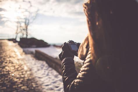 creative winter photography photo swipe responsive