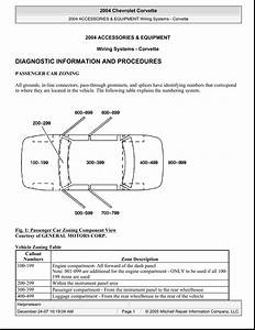 1074 Corvette Power Windows Wiring Diagram