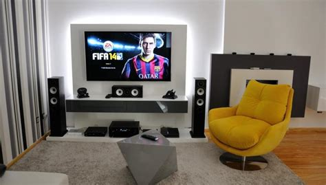 From The Forums Beautiful Living Room Home Cinema Setup