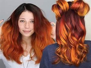 Kupfer Haare Grau Farben Moderne Mnnliche Und Weibliche
