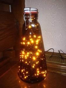 Flasche Mit Lichterkette : 2 liter eders bier flasche mit led lichterkette von taunus bottles auf taunus ~ Frokenaadalensverden.com Haus und Dekorationen