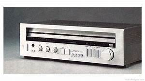 Sansui R-7 - Manual - Am  Fm Stereo Receiver
