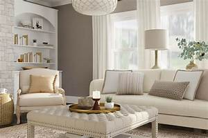 All, White, Living, Room, Ideas, U2013, How, To, Get, The, Look