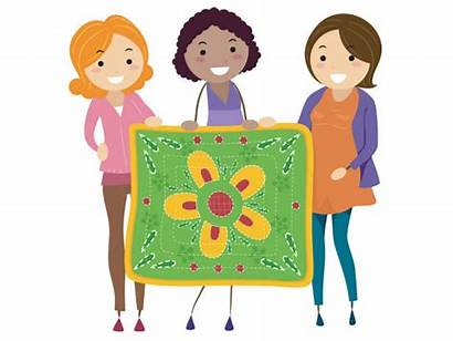 Quilting Clipart Quilt Sewing Club Spring Clipartmag