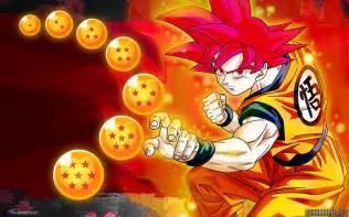Dragon Ball Z Goku SSJ God