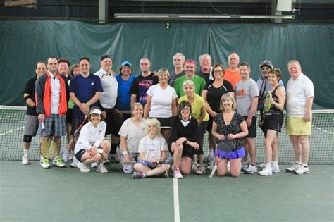 albany tennis club winter court fever tennis