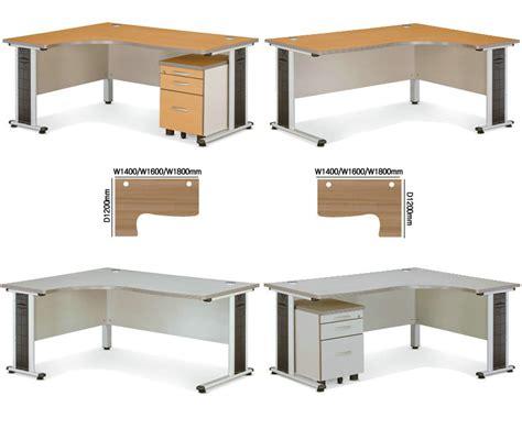 metal table l shades l shaped mdf office desk wooden office furniture desk
