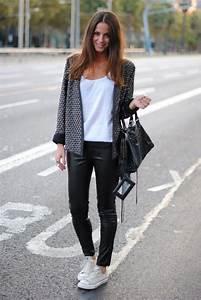Décontracté Chic : adopter le look sport chic street chic ~ Melissatoandfro.com Idées de Décoration