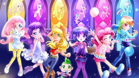 My Pony Anime Wallpaper - mlp human form hd desktop wallpaper widescreen high