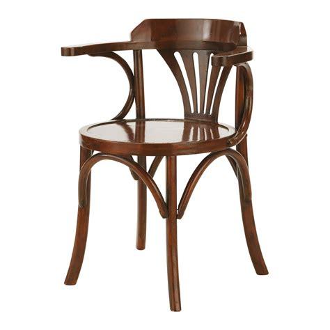 bois de la chaise chaise bois brasserie maisons du monde