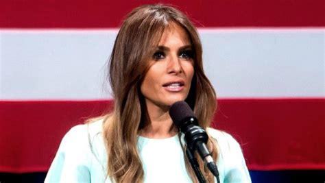 Top 10 Melania Trump Facts You May Not Know  All Time Lists