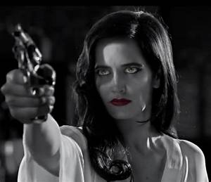 Movie Trailer: 'Sin City 2: A Dame To Kill For (Starring ...
