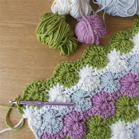 crochet stitch patterns identify crochet stitch pattern help trapillo pinterest