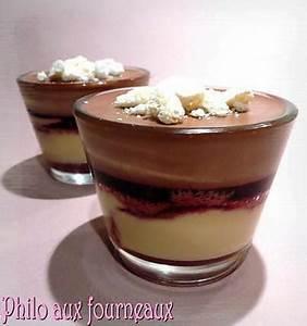 Creme Chocolat Sans Oeuf : recette de verrine de cr me br l e confit de fruits ~ Nature-et-papiers.com Idées de Décoration