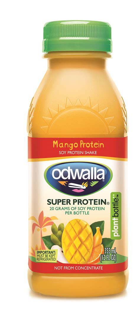 Odwallar Adds Tropical Twist to Its Line of Protein ...